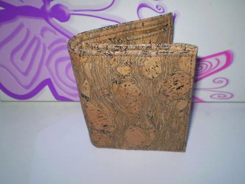 Korková peněženka - Libor