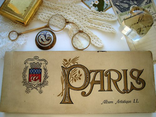 PARIS ! Album Artistique LL
