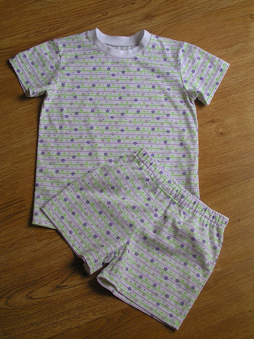Letní pyžamo v.80-104