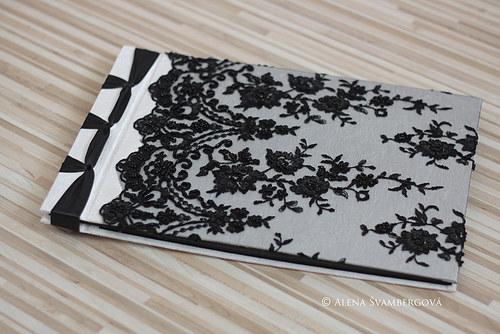 LUXURY WEDDING LACE - Tarja (fotoalbum A4)