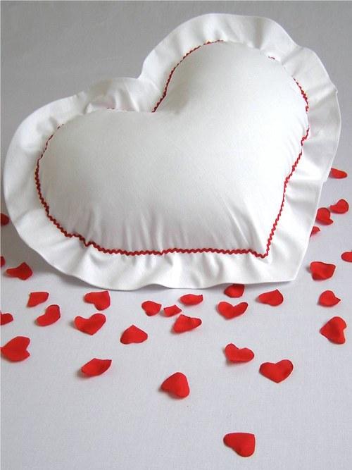 obliečka srdce IRMA midi