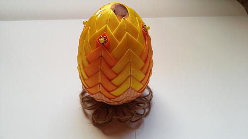 Velikonoční dekorační vejce