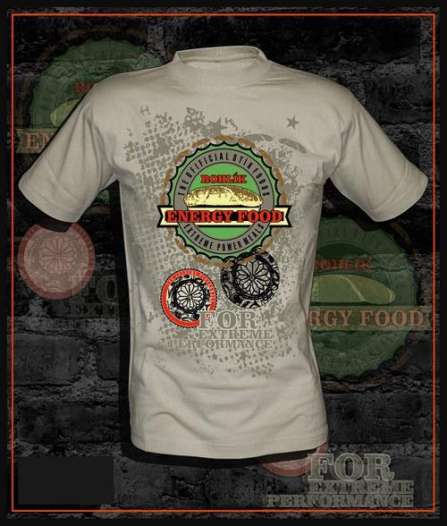 Pánské tričko S Rohlíkem