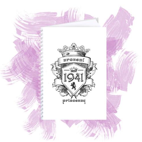 Zápisník s motivem - zrození princezny 6
