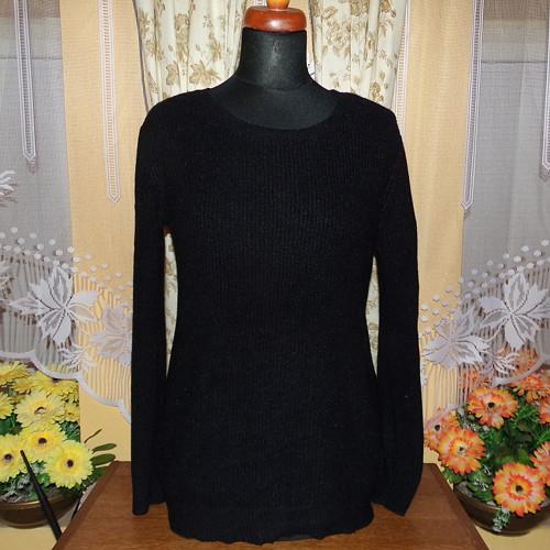 Černý svetřík