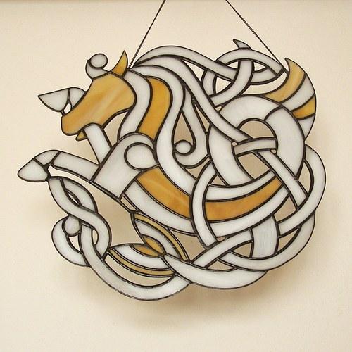 Keltský kůň