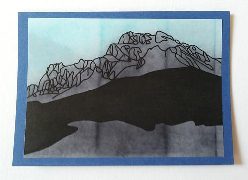 Přáníčko hory