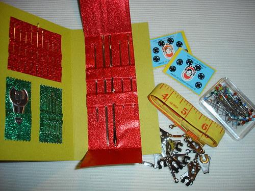 Balíček pro šití