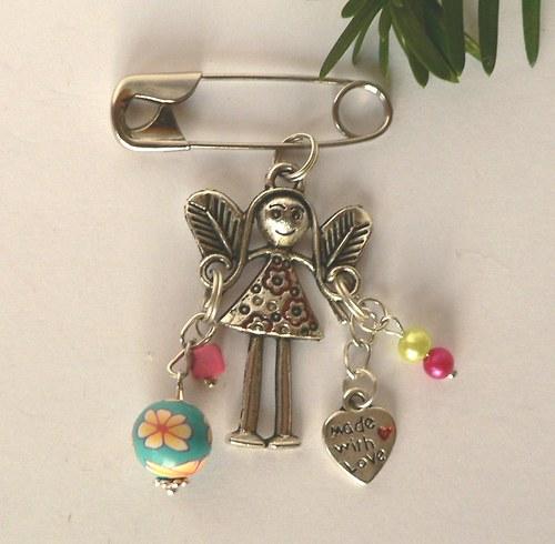 Andělínka  miluje život