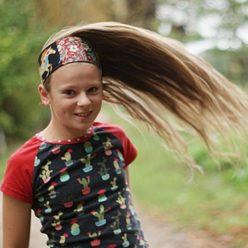 Mým vlasům ...dívčí čelenka