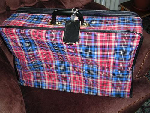 Praktický skládací kufřík - !SLEVA!