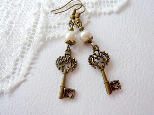 Klíče do ouška