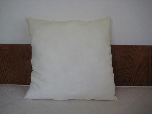 Polštář/náplň do povlaku 40 x 40 cm