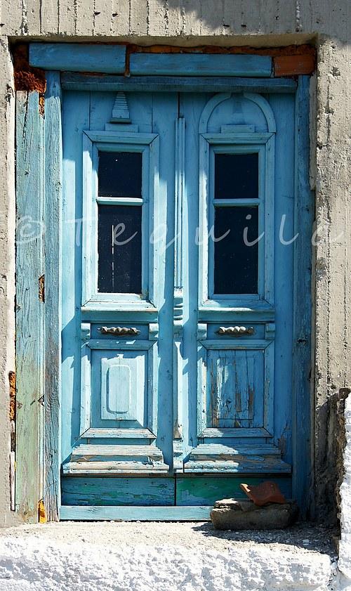 Tajemství zavřených dveří