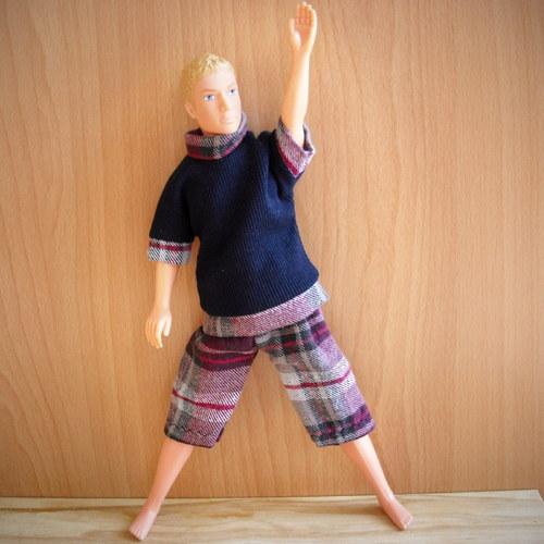 Barbie/Ken - sportovní souprava