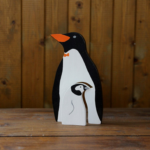 tučňák na přání