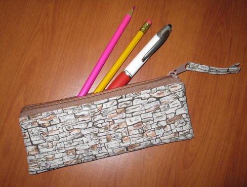 Penálek - kamenná zeď