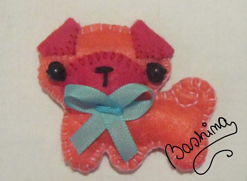 růžový mops :)