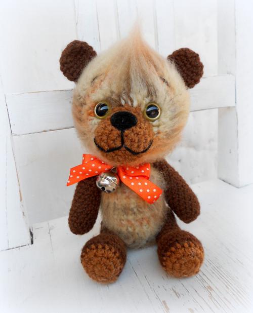Medvídek Chundelínek