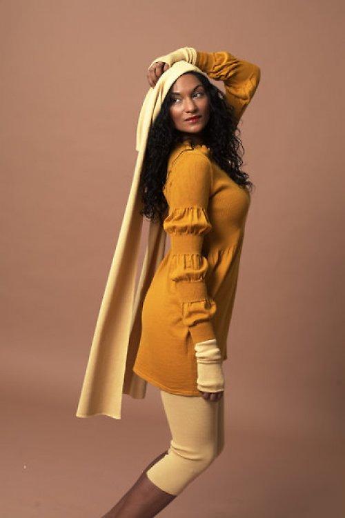 šaty SUHA - kolekce DESERT