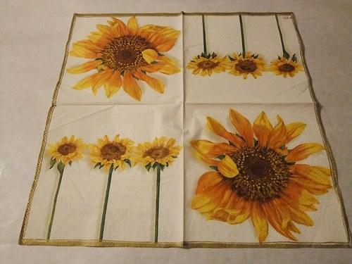 Květiny - slunečnice 2.