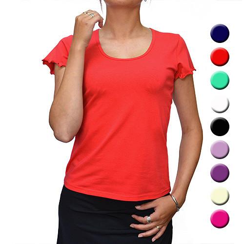 Tričko s krátkým rukávem - vel. 36 až 48