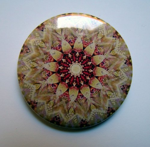 MANDALA 11 - placka - button - 44 mm