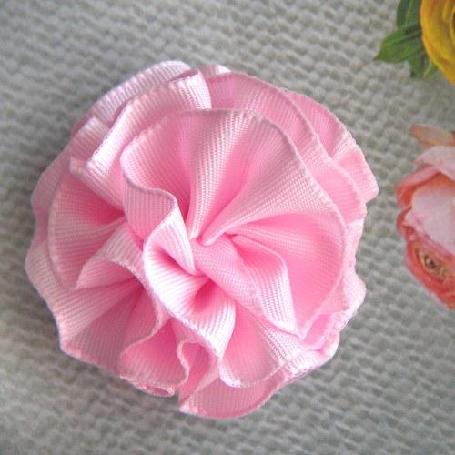 TOTÁLNÍ VÝPRODEJ - Jarní kvítek růžový - brož