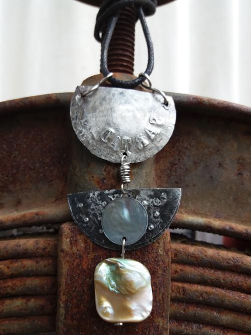 Náhrdelník s perletí