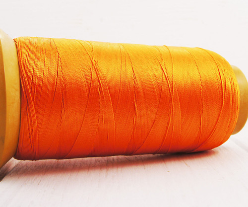 750m 820yrd Oranžové Nylon, 3-Příze Lištování Střa