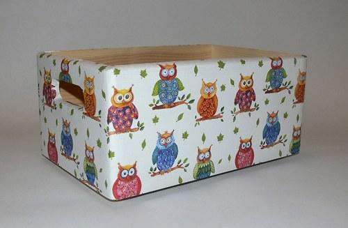 SOVÍ box