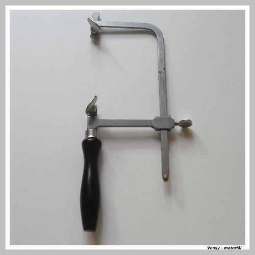 Šperkařská lupénková pilka - rám 10 cm