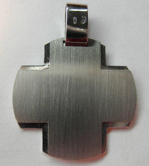 Přívěsek ve tvaru kříže