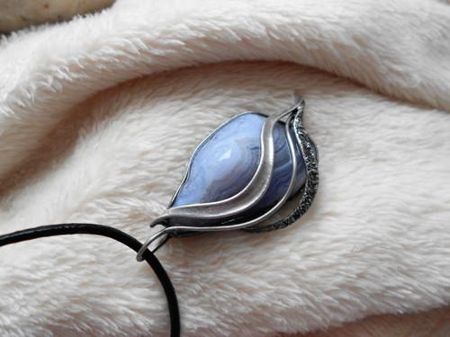 modrý chalcedon