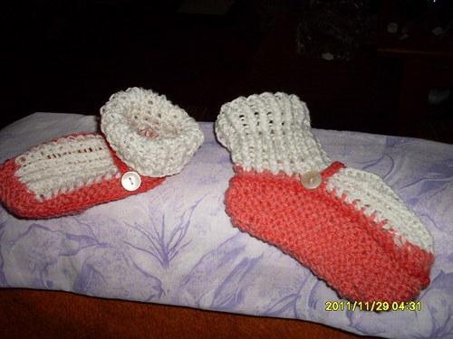 Botičky i ponožky - SLEVA