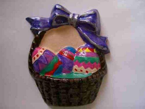 magnet - košík s vajíčky