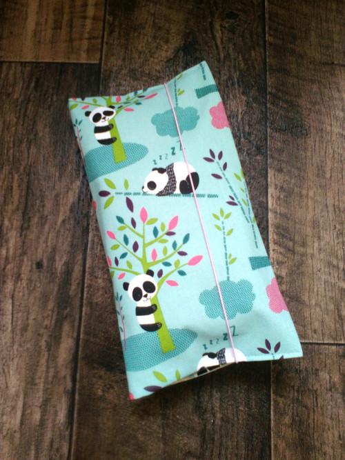 obal na plínky a vlhčáky panda