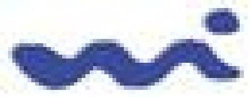 Konturovací barva VITREA 160 barva LAZULI