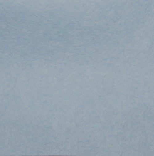 Plsť 20x30 cm, 1 ks, led. modrá, gramáž 165 g/m2