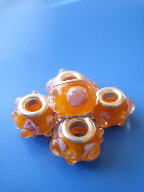 Ledovky oranžové, 5 ks / 35,-- Kč