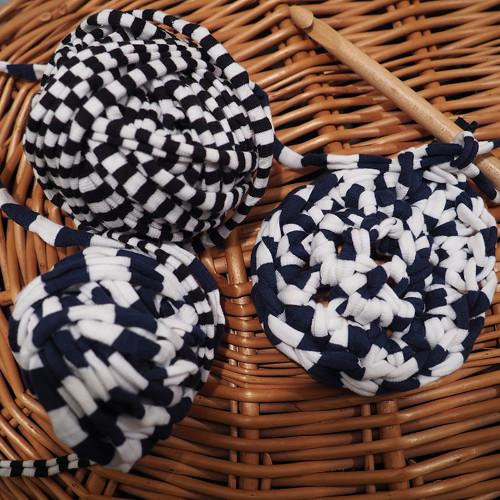 Proužky úpletu pro háčkování a tkaní 2,5 kg