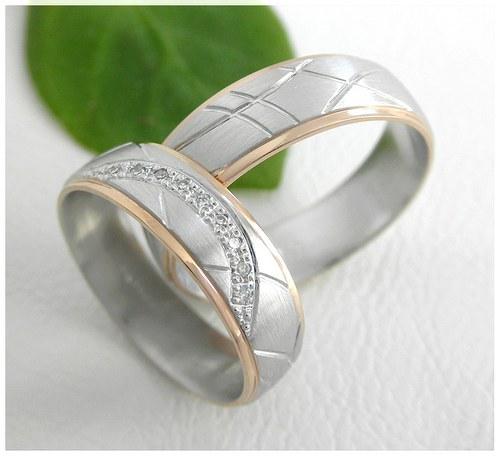 Snubní prsteny S-71