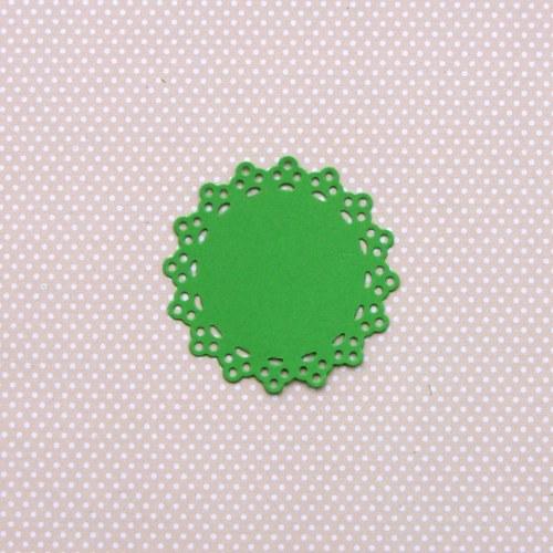 Hvězdičková rozetka - 4,5 cm