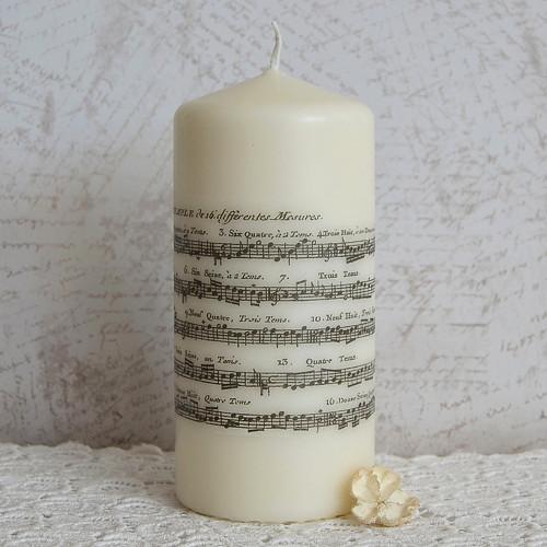 Notová svíčka