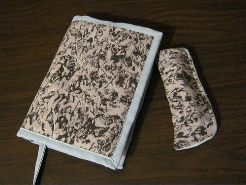 Elegantní obal na knihu