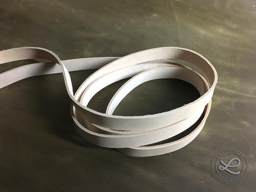 Kožený pásek přírodní (2-2,5mm)