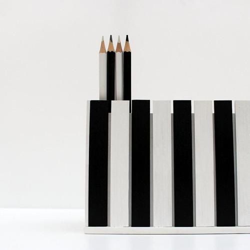 Pastelníkovník dvojitý Black&White
