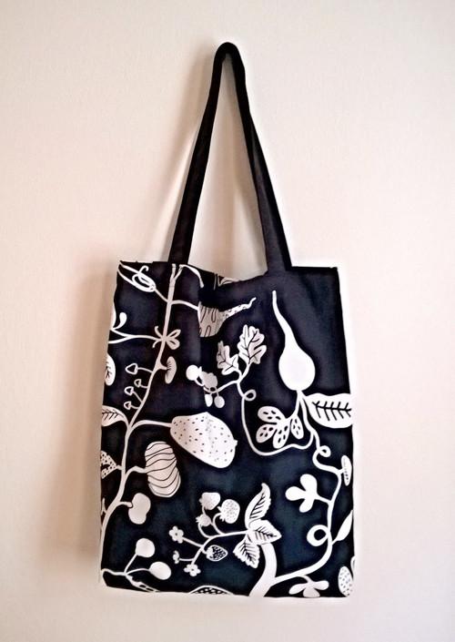 Nákupní taška se sadou 4 pytlíků