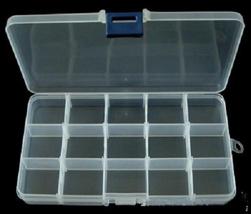 Plastový box nastavitelný- 2.jakost se slevou 50%