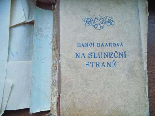 Hančí Baarová - Na Sluneční straně